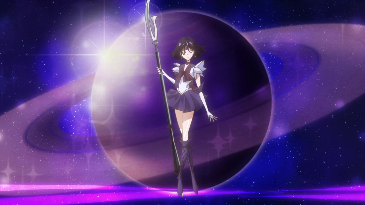 The Astrology of Sailor Moon – Part VI: Sailor Saturn