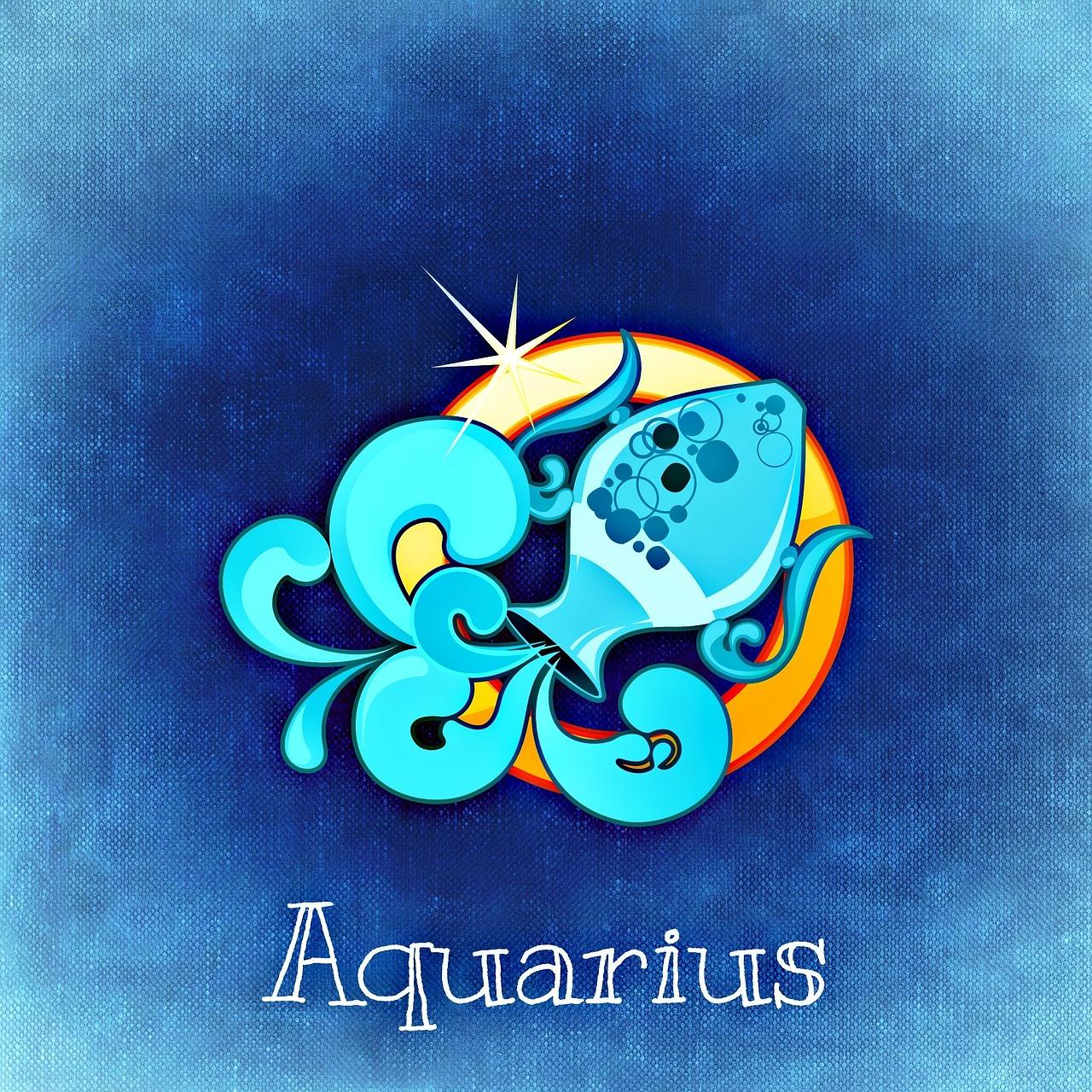 Aquarius 水瓶座